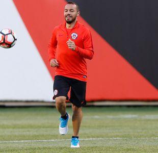 """Marcelo Díaz llega a Chile y asegura que """"apostamos a ganar la Copa Confederaciones"""""""