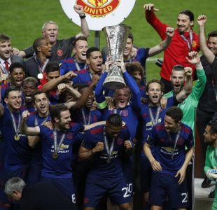 Manchester United vence a Ajax y es el nuevo campeón de la Europa League