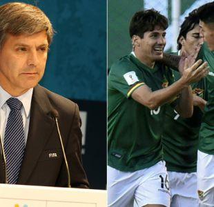 El TAS fija fechas para audiencias de Harold Mayne-Nicholls y Bolivia contra la FIFA