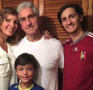 Esposa de Braulio Jatar tras regreso a casa: Me preguntaba si no era un sueño