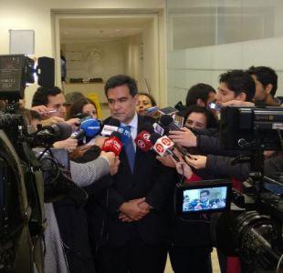 Barraza niega trato desigual a políticos y defiende rol fiscalizador en cuenta del SII