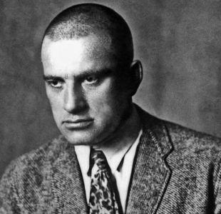 Vladimir Mayakovsky fue un prominente promotor de la revolución soviética que vivió entre 1893 y 1930.
