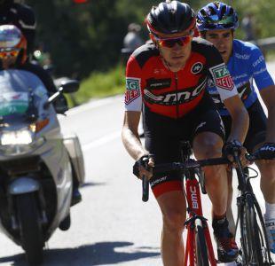 Holandés Tom Dumoulin sigue líder y se perfila como ganador del Giro de Italia