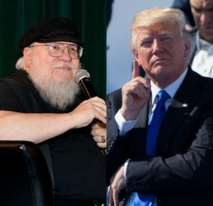 Creador de Game of thrones compara a Donald Trump con el rey Joffrey de la serie