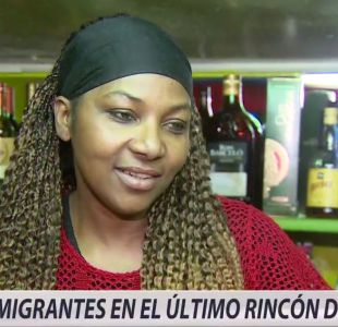 [VIDEO] Inmigrantes en la última ciudad de Chile