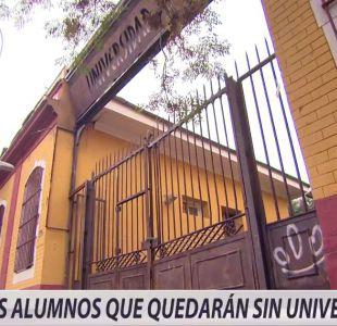 [VIDEO] Quedé sin Universidad: el drama de los estudiantes de Arcis