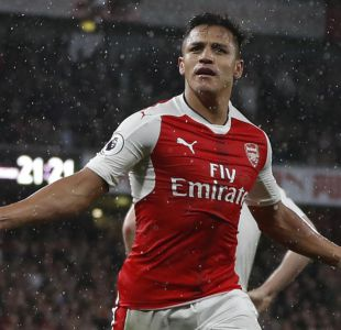 Hinchas eligen a Alexis Sánchez como el mejor de la temporada del Arsenal