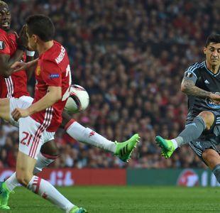 Pedro Pablo Hernández es incluido por la UEFA en el Equipo Ideal de la Europa League