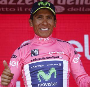 Quintana pasa a Dumoulin y es el nuevo líder del Giro de Italia a dos días del final