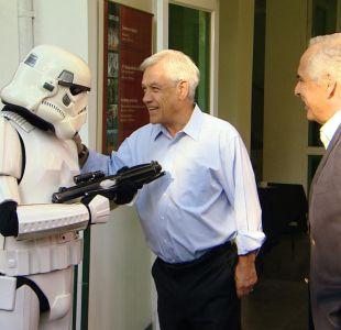 [VIDEO] Star Wars se tomó la discusión de la arena política