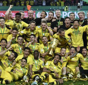 Borussia Dortmund conquista su cuarto título de la Copa de Alemania
