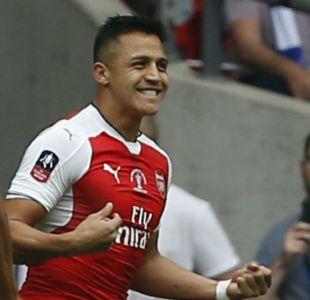 Los sensacionales números de Alexis Sánchez tras el título de la Copa FA