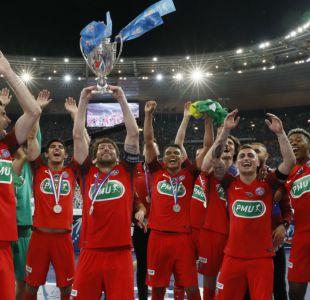 París Saint-Germain conquista la Copa de Francia gracias a un agónico autogol