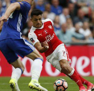 [VIDEO] Los detalles del partidazo de Alexis Sánchez para el título de Copa FA de Arsenal