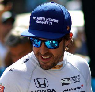 Fernando Alonso destaca como la máxima estrella para las 500 Millas de Indianápolis