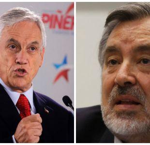 Encuesta CEP: Piñera se impondría ante Guillier en segunda vuelta