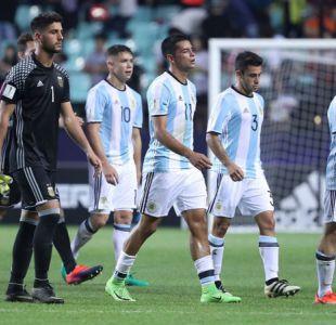 Argentina dice adiós al Mundial Sub 20 y Venezuela con Uruguay ya tienen rivales en octavos