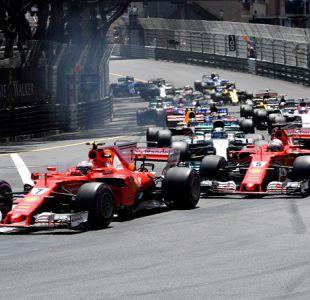 Dominio de Ferrari: Vettel gana en Mónaco y se afianza como líder de Fórmula 1