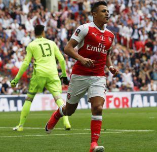"""Alexis Sánchez sobre su futuro en Arsenal: """"No sé, ahora estoy enfocado en la selección"""""""