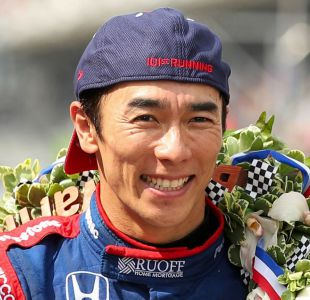 Japonés Takuma Sato triunfa en las 500 Millas de Indianápolis