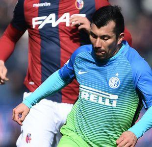 Gary Medel cierra su temporada en el Inter con una goleada sobre Udinese