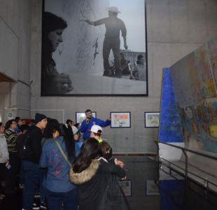 """Día del Patrimonio: Espacio Matta realizó homenaje a """"El Primer Gol del pueblo Chileno"""""""
