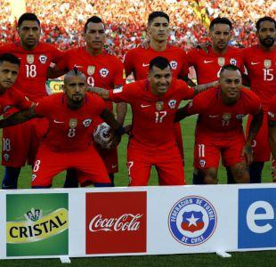 La Roja inicia sus entrenamientos alistándose para desafío de la Copa Confederaciones