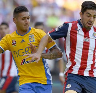 Tigres de Eduardo Vargas pierde final del fútbol mexicano ante Guadalajara