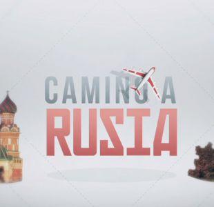 Camino a Rusia