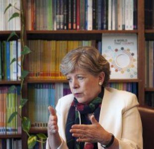 Secretaria ejecutiva de la Cepal: Chile logró avances importantes en disminuir la desigualdad