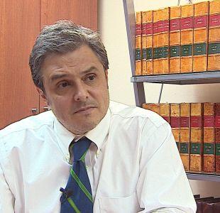 Caso Sofofa: abogado de Llugany dice que sospechaban hace un año de escuchas
