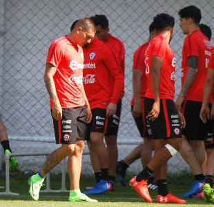 Nicolás Castillo no supera lesión y será baja en Chile para Copa Confederaciones