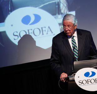 Von Mühlenbrock deja presidencia de la Sofofa destacando unidad en caso de espionaje