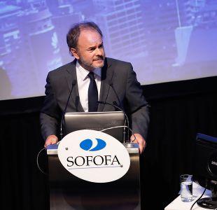Presidente de la Sofofa: Para donde se vaya Guillier, va a provocar una tensión programática
