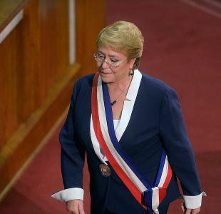 Cadem: ¿por quién votarán las personas que aprueban el Gobierno de Bachelet?