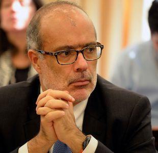 Valdés por proyecto de pensiones: Bachelet decidirá fecha de envío tras consulta a partidos de la NM