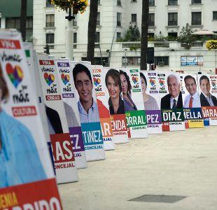 Propaganda electoral: Servel ha recibido casi un centenar de denuncias