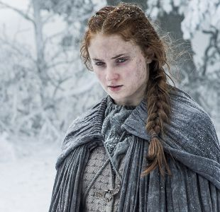 Sansa Stark de Game of thrones sale al rescate de los niños de Stranger things