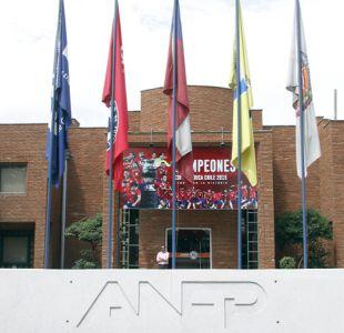 ANFP y polémica por viajes: Todos fueron pagados íntegramente por los directores