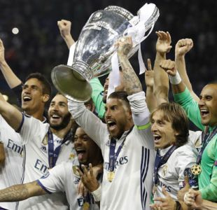 Real Madrid golea a Juventus y se corona bicampeón de la Champions League