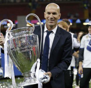 Zidane y el éxito del Real Madrid: La clave es que los jugadores se llevan de puta madre