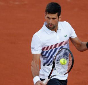 Novak Djokovic supera a Albert Ramos y se instala en cuartos de Roland Garros