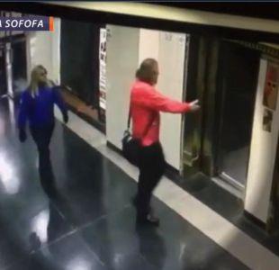 [VIDEO] Espionaje en la Sofofa: Imágenes exclusivas de la trama que investiga la fiscalía