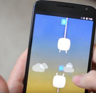 Juegos ocultos en Android
