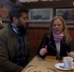 [VIDEO] La emotiva historia de la Pastelería Hildegard en honor a Ricky Godoy en #D13motos
