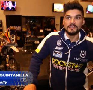 [VIDEO] En #D13 motos Pablo Quintanilla cuenta su preparación para el exigente Desafío del Desierto