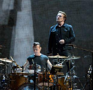 U2 vuelve a Chile el próximo 14 de octubre en el Estadio Nacional