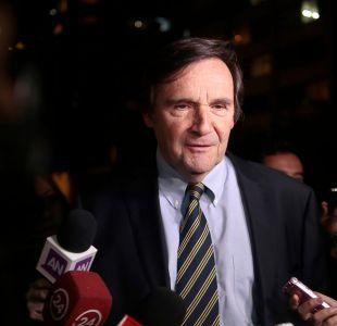 Ex vicepresidente de Sofofa tras declarar: Pido que no se dé pie a teorías absurdas
