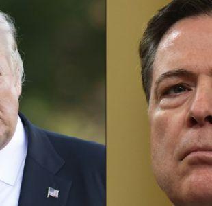Lealtad y presiones, el detalle de las cinco reuniones clave entre Comey y Trump