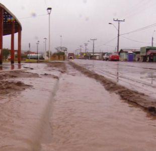 [VIDEO] Así fue el temporal en el norte de Chile
